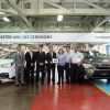 Fuji Heavy Industries's Subaru starts production of the Forester in Malaysia