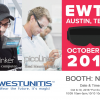 "Japan's Wearable Glasses Developer ""WESTUNITIS"" Exhibit Latest Model Products at EWTS 2018 in Austin, USA"