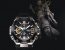 G-SHOCK, Japanese Watch Brand, Updated Band Material of All-New Men's MR-G Model. It's Includes Traditional Japanese Bishamon-kiko Pattern Ones.