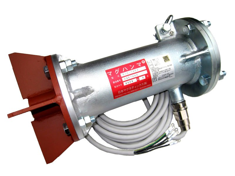 NIPPON MAGNETICS INC. : Explosion-proof Electro Hammer (Knocker) Maghammer SIC-2EX