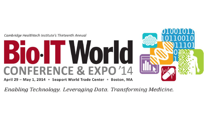 Bio-IT World Conference & Expo 2014 - Title