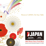 JETRO - Winter Fancy Food Show 2015 - PDF