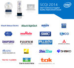 Intel SCQI 2014 - Award-Winning Japanese-Companies