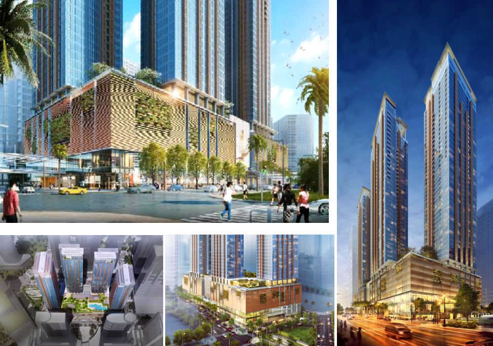 Nomura Real Estate Development Co. Ltd. and Isetan Mitsukoshi Holdings Ltd. to invest in a P20-billion residential and retail complex in Bonifacio Global City.