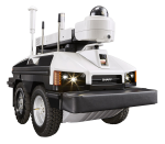 Sharp INTELLOS™ Automated Unmanned Ground Vehicle (A-UGV)
