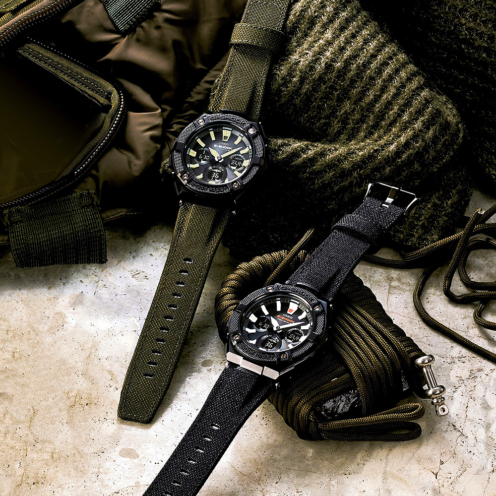New G-SHOCK G-STEEL Street Utility Collection